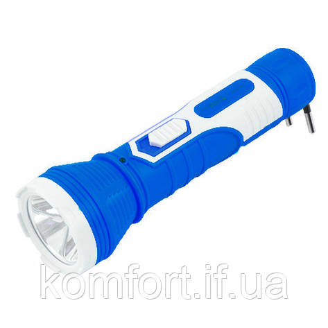 Аккумуляторный фонарь Yajia 255, 3W, фото 2