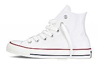 Кеды Converse All Star - Белые высокие