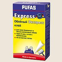 Клей  обойный  Pufas EURO 3000 экспресс для всех видов бумажных илегких виниловых обоев.