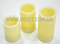 Набор свечей электрических парафиновых - Luma Candles, фото 1