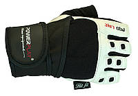 Перчатки мужские с регулируемым обхватом запястья. Черный, фото 1