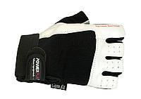 Дышащие перчатки с удобными фиксаторами на руке. Черный