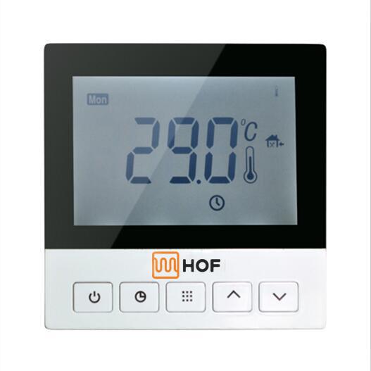 Терморегулятор для инфракрасных панелей, конвекторов HOF 920 (Юж. Корея) Гарантия 3 года.