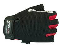 Удобные перчатки, повторяющие контур руки. Черный