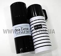 Классический термос - Tea Time  с кружкой, фото 1