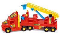 Игрушечная пожарная машина Super Truck Wader 36570