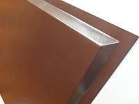 Новый вид металлической филенки для ворот
