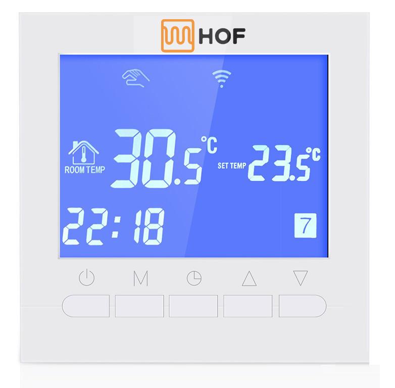 Терморегулятор для інфрачервоних панелей, конвекторів HOF pro (Пд. Корея) Гарантія 3 роки.