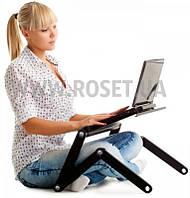 Складной столик для ноутбука - Laptop Table T8