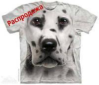 Далматинец - футболка 3Д