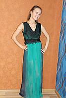 Сногсшибательное платье с кружевом, р. 42-44, S