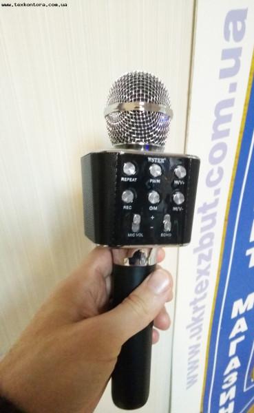Микрофон Karaoke WS-1688