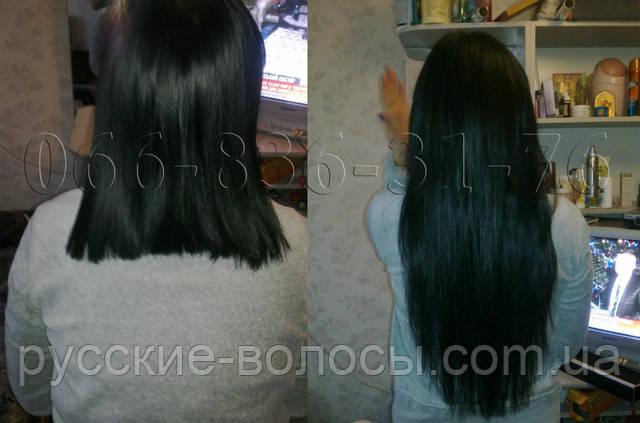Наращивание 150г волос