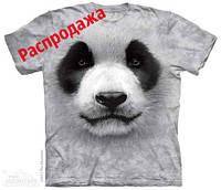 Футболки с животными - панда