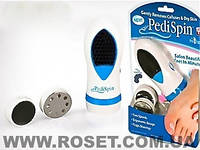 Pedi Spin – универсальное устройство для ухода за ступнями, фото 1