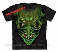3д футболка - Гоблин