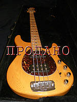 Бас-гитара Ernie Ball Music Man American Sterling HS natural