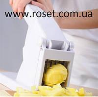Картофелерезка Potato Chipper (прибор для нарезки картофеля фри), фото 1