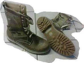 Ботинки облегченка, фото 2