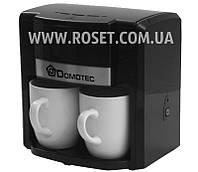 Кофеварка - Domotec MS-0708 500W