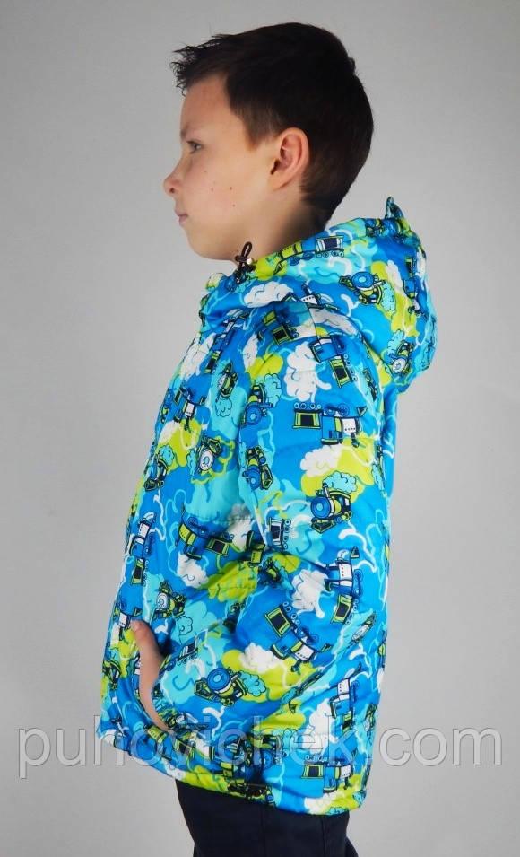 Описание Яркая курточка весенняя для мальчика модная. Модная куртка  демисезонная для мальчика d32f801ef8ba8