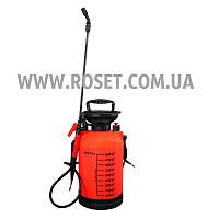 Опрыскиватель садовый помповый - Pressure Sprayer 5L (Forte Форте ОП-5)
