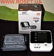 Автоматический тонометр UKС Blood Pressure Monitor BLPM-13, фото 1
