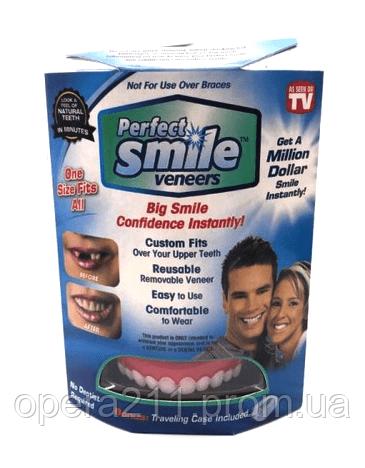 Виниры каппы для зубов Perfect Smile Veneers (AS SEEN ON TV)
