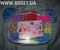 "Loom Bands ""Мишка"" - набор резинок для плетения, фото 1"