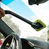 Швабра для лобового стекла автомобиля и для мойки окон и  зеркал - Фото