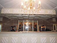 Барные стойки - потолки