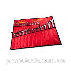 Набор ключей комбинированных 25 шт 6-32 мм Lavita  LA512925