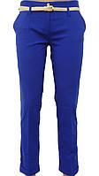 Яркие укороченные брюки 7/8 (в расцветках) + подросток, фото 1
