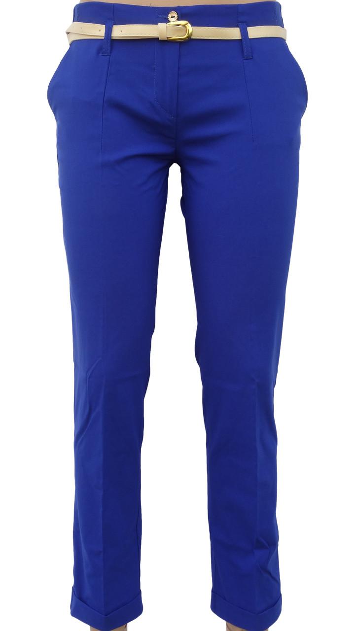 Яркие укороченные брюки 7/8 (в расцветках) + подросток