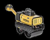 Виброкаток двухвальцовый ручной реверсивный Batmatic VR70 - VR22 - 700 кг.