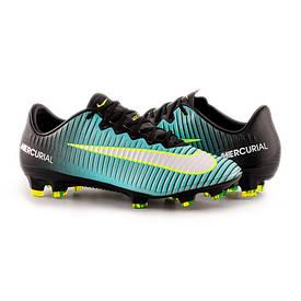 Бутсы пластик женские Nike Wmns Mercurial Vapor XI FG 844235-400(01-07-02) 37.5