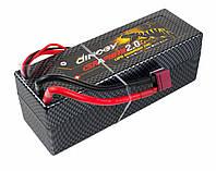 Аккумулятор Dinogy G2.0 Li-Pol 6500mAh 14.8V 4S 70C Hardcase 48x46x139мм T-Plug (DLC-4S6500XTF-T)