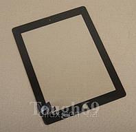 Сенсорное стекло Сенсор Touch screen iPad 2 черное