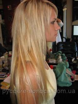Нарастили мало волос