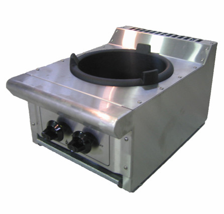 Плита газ. WOK G36 CustomHeat 6511021