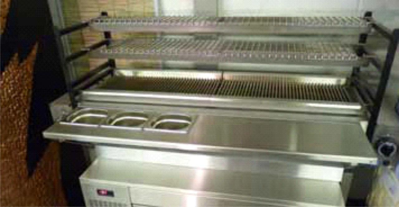 Гриль промышленный Робатта DRFG-420 Clay Oven 6490001