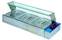 Мармит 3 емкости Sybo BSB-3 3390020