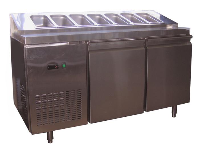 Стол холодильный саладетта CCPZ-1500 CustomCool 5060013