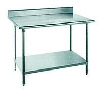 Стол кухонный 750х1500мм с бортиком Shinbo 3340018