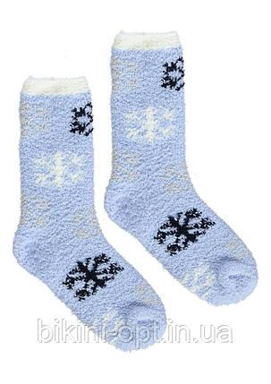 COOZY L50 Шкарпетки жіночі махрові, фото 2