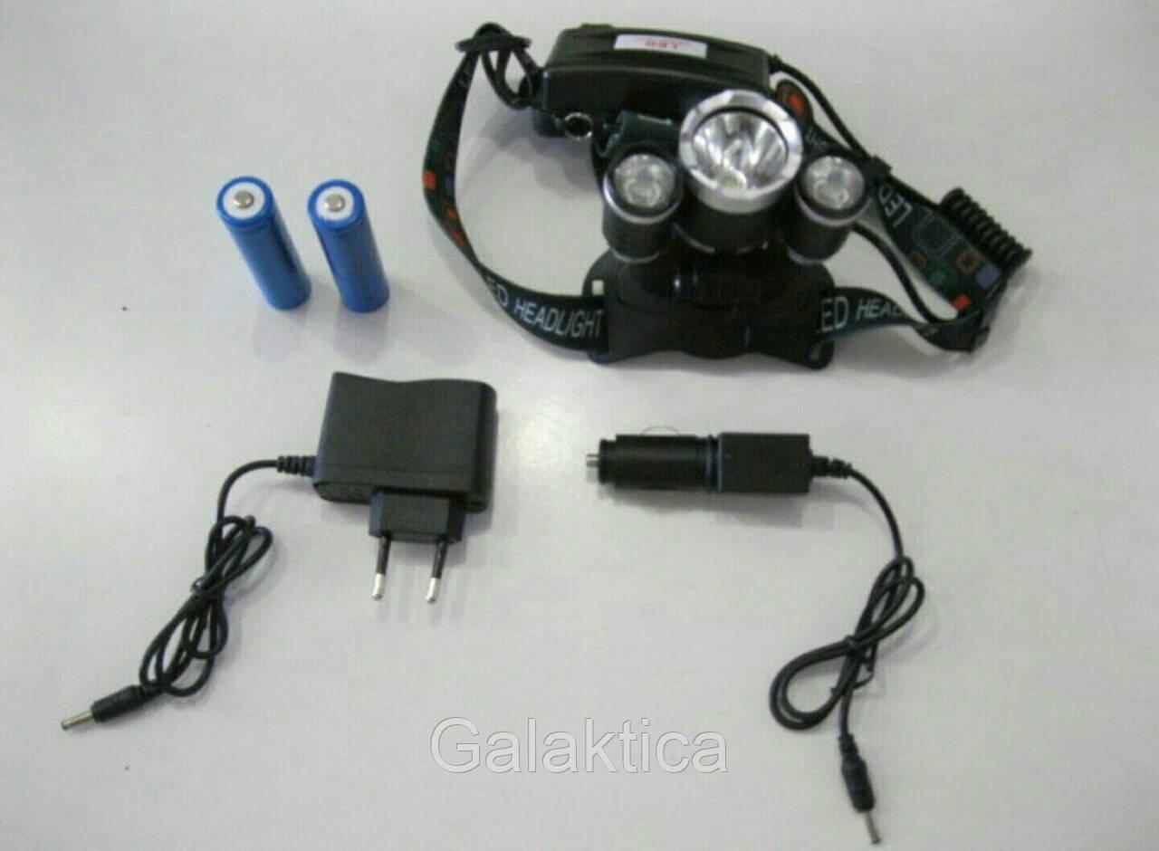 Налобный фонарь BL 3000