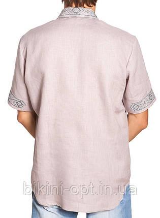 СМ 022 Сорочка-вишиванка чоловіча, фото 2