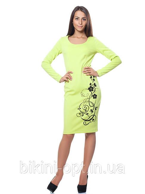 СЛ 074 Плаття жін.
