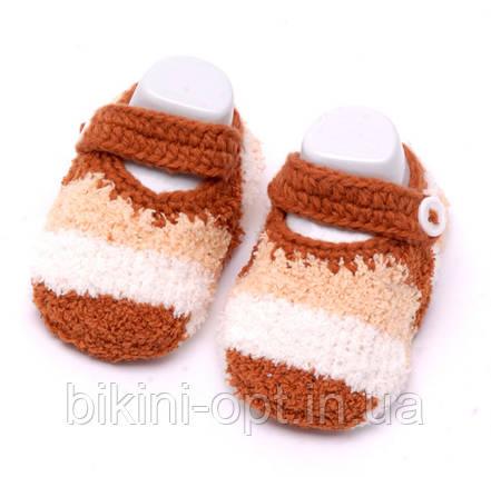 BABY PUCHATKI ABS Теплі дитячі шкарпетки з ABS, фото 2