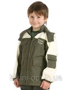 КХ 017 Куртка хлопч.